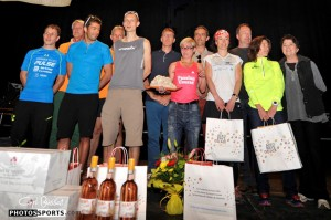Podium TSV 2015