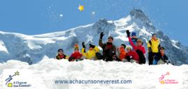 L'association «A Chacun Son Everest !» a besoin de vous !