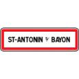 Saint Antonin sur Bayon
