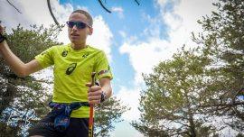 Benoit GIRONDEL, le Champion d'Ultra Trail au départ du Trail Sainte Victoire